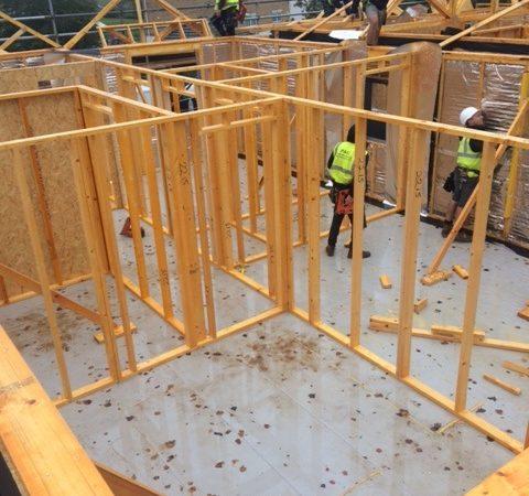 06 First Floor Internal Walls